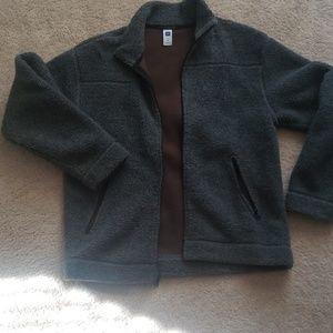 GAP sherpa/fleece style jacket, Men's size medium
